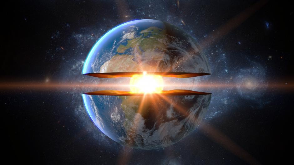 hvor gammel er jorden